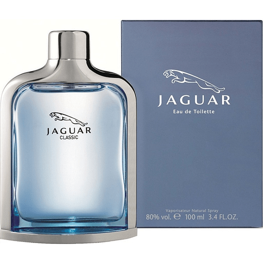 Jaguar Classic para hombre / 100 ml Eau De Toilette Spray