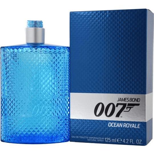 007 Ocean Royale para hombre / 125 ml Eau De Toilette Spray