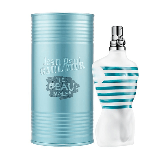 Le Beau Male para hombre / 200 ml Eau De Toilette Spray