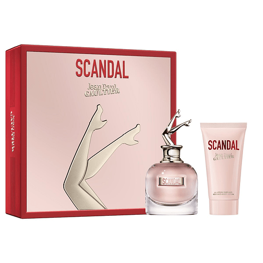 Scandal para mujer / SET - 80 ml Eau De Parfum Spray