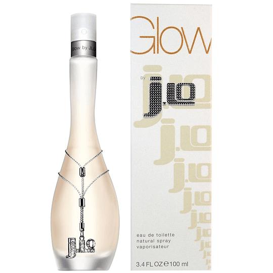 Glow para mujer / 100 ml Eau De Toilette Spray