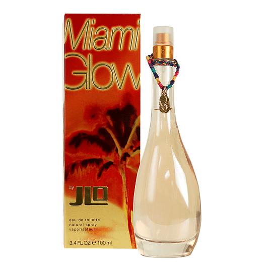 Miami Glow para mujer / 100 ml Eau De Toilette Spray