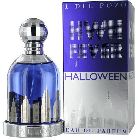 Halloween Fever para mujer / 100 ml Eau De Parfum Spray