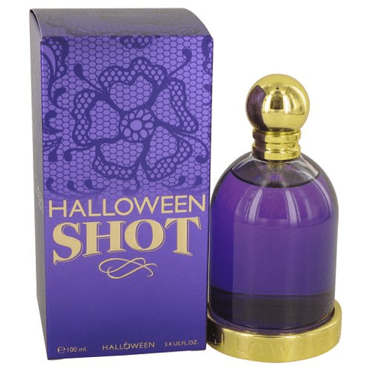 Halloween Shot para mujer / 100 ml Eau De Toilette Spray