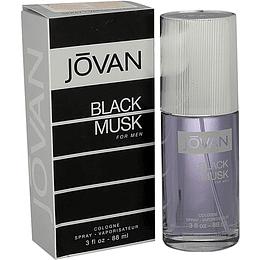 (M) Jovan Black Musk 90 ml EDC Spray