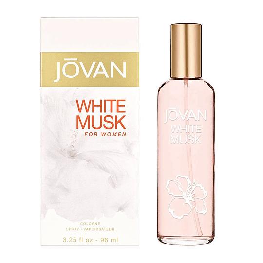 Jovan White Musk para mujer / 96 ml Cologne Spray