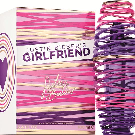 Girlfriend para mujer / 100 ml Eau De Parfum Spray