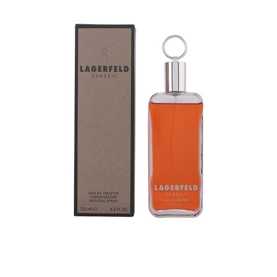 Lagerfeld Classic para hombre / 125 ml Eau De Toilette Spray