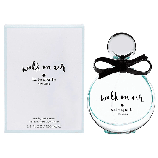 Walk On Air para mujer / 100 ml Eau De Parfum Spray