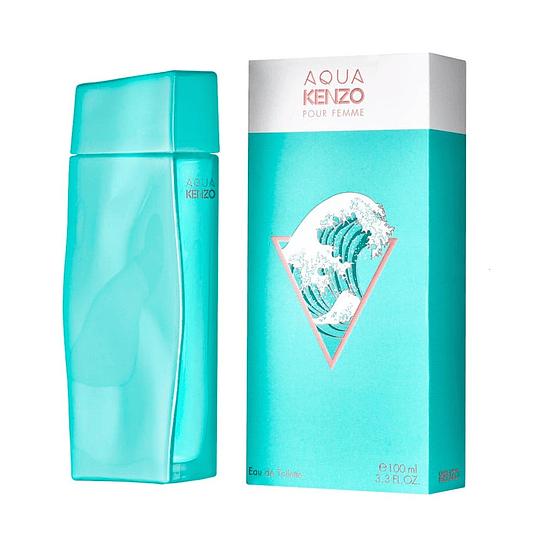 Aqua Kenzo para mujer / 100 ml Eau De Toilette Spray