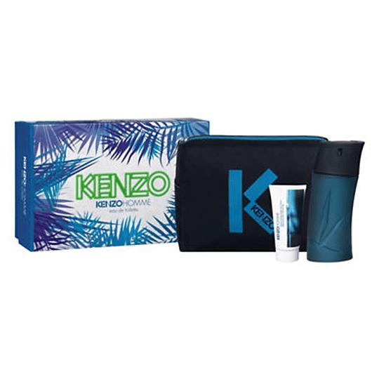 Kenzo Homme para hombre / SET - 100 ml Eau De Parfum Spray