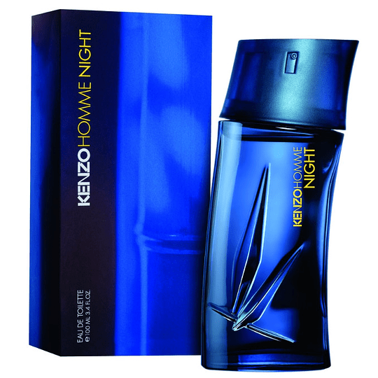 Kenzo Homme Night para hombre / 100 ml Eau De Toilette Spray
