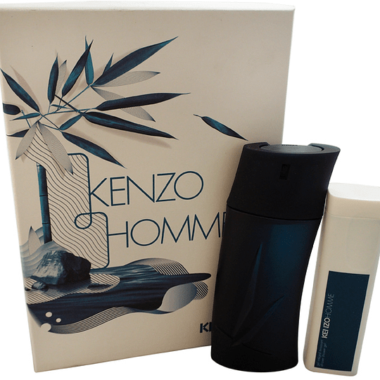 Kenzo Homme para hombre / SET - 100 ml Eau De Toilette Spray