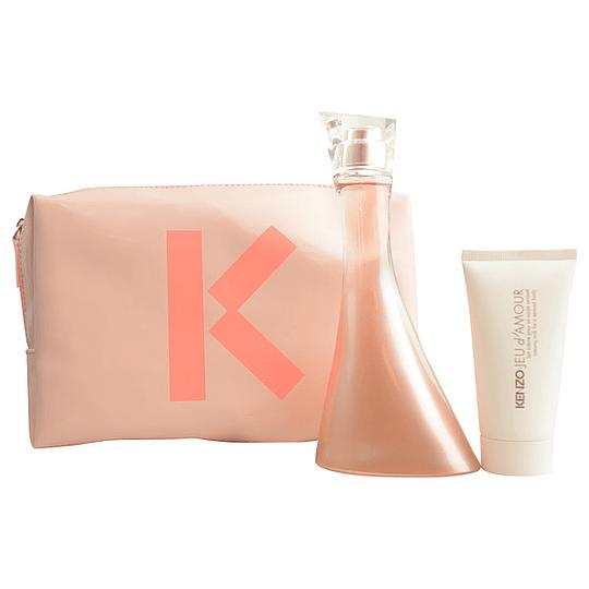 Kenzo Jeu d'Amour para mujer / SET - 100 ml Eau De Parfum Spray