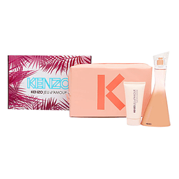 (W) ESTUCHE - Kenzo Jeu d'Amour 100 ml EDP Spray