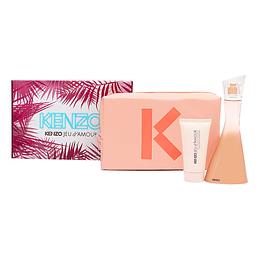 (W) ESTUCHE - Kenzo Jeu d'Amour 100 ml EDP Spray