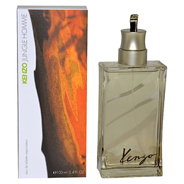 (M) Kenzo Jungle Homme 100 ml EDT Spray