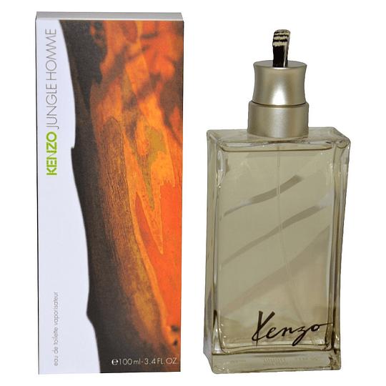 Kenzo Jungle Homme para hombre / 100 ml Eau De Toilette Spray