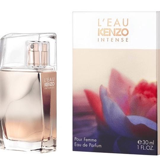 L' Eau Kenzo Intense para mujer / 100 ml Eau De Toilette Spray