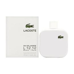 (M) Eau de Lacoste L.12.12 Pour Lui Blanc 175 ml EDT Spray