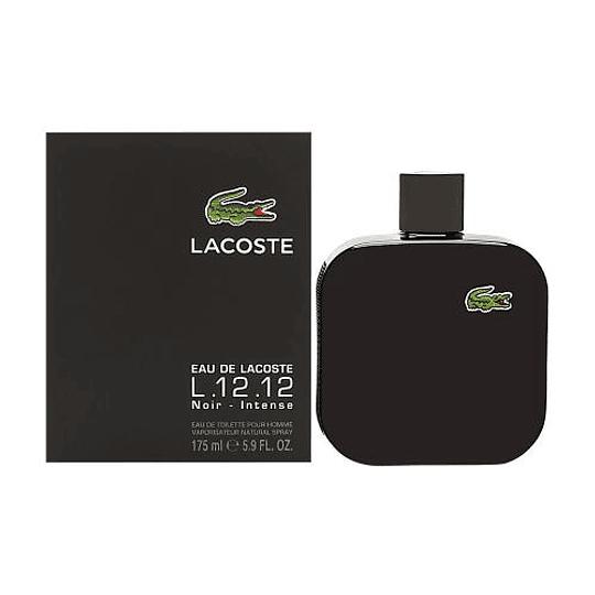 Eau de Lacoste L.12.12 Pour Lui Noir para hombre / 175 ml Eau De Toilette Spray