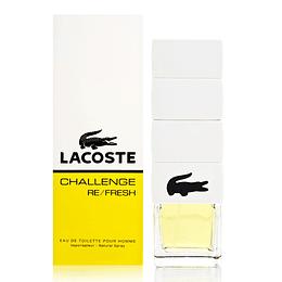 (M) Lacoste Challenge Refresh 90 ml EDT Spray