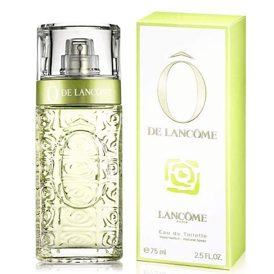 O De Lancome para mujer / 75 ml Eau De Toilette Spray