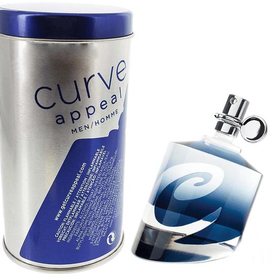 Curve Appeal para hombre / 75 ml Eau De Toilette Spray