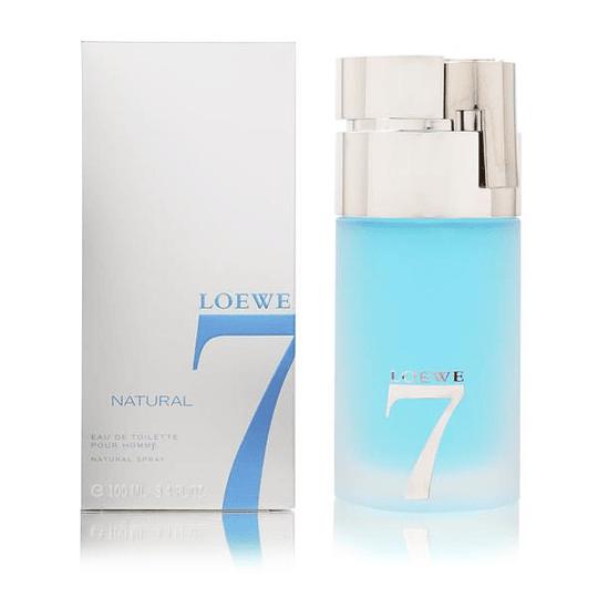 Loewe 7 Natural para hombre / 100 ml Eau De Toilette Spray