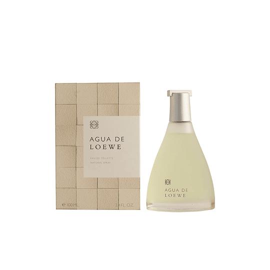 Agua De Loewe para hombre y mujer / 100 ml Eau De Toilette Spray