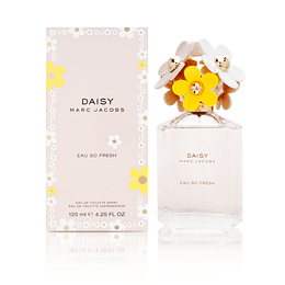 (W) Daisy Eau So Fresh 125 ml EDT Spray