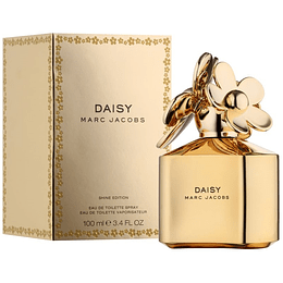 (W) Daisy Shine (Gold) 100 ml EDT Spray