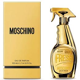 (W) Moschino Gold Fresh Couture 100 ml EDP Spray
