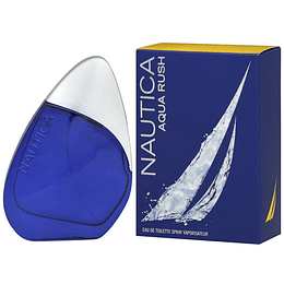 (M) Nautica Aqua Rush 100 ml EDT Spray