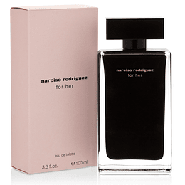 (W) Narciso Rodriguez For Her 100 ml EDT Spray