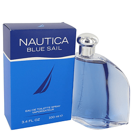 (M) Nautica Blue Sail 100 ml EDT Spray