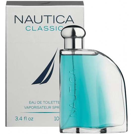 (M) Nautica Classic 100 ml EDT Spray