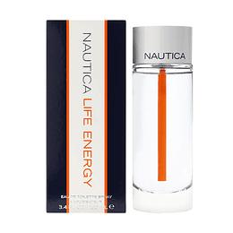 (M) Nautica Life Energy 100 ml EDT Spray