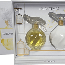 (W) ESTUCHE - L' Air Du Temps 100 ml EDT Spray