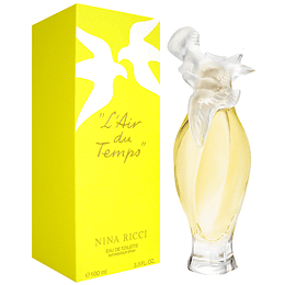 (W) L' Air Du Temps 100 ml EDT Spray