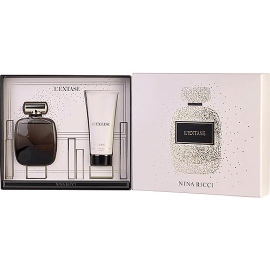 L'Extase para mujer / SET - 80 ml Eau De Parfum Spray