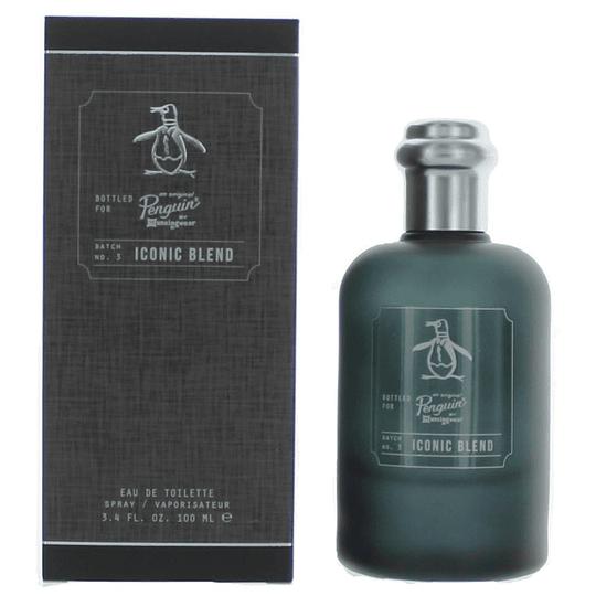 Iconic Blend para hombre / 100 ml Eau De Toilette Spray