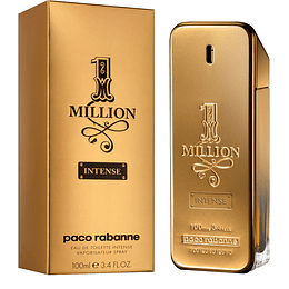 1 Million Intense para hombre / 100 ml Eau De Toilette Spray
