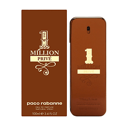 1 Million Prive para hombre / 100 ml Eau De Parfum Spray