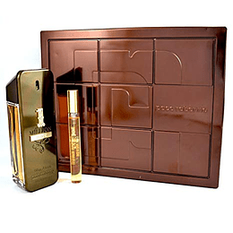 1 Million Prive para hombre / SET - 100 ml Eau De Parfum Spray