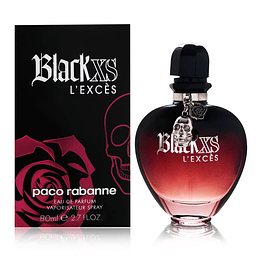 (W) Black XS L'Exces 80 ml EDP Spray