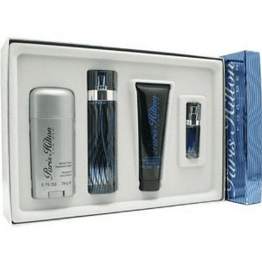 Paris Hilton para hombre / SET - 100 ml Eau De Toilette Spray