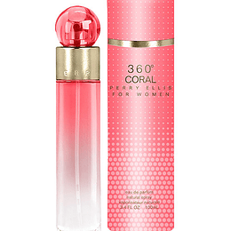 (W) 360º Coral 100 ml EDP Spray