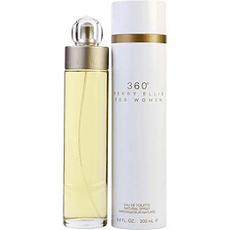 (W) 360º 200 ml EDT Spray