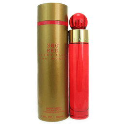 (W) 360º Red 100 ml EDP Spray